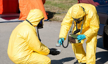 CBRNe Basic Course for First Responders